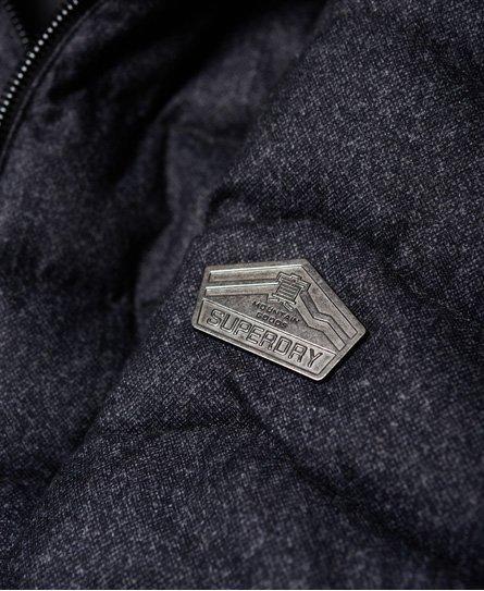 Superdry Luxe Super Fuji Mix Jacket