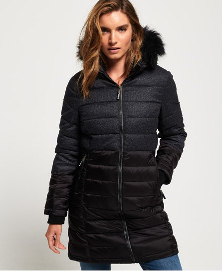 Superdry Luxe Super Fuji Mix Jacket