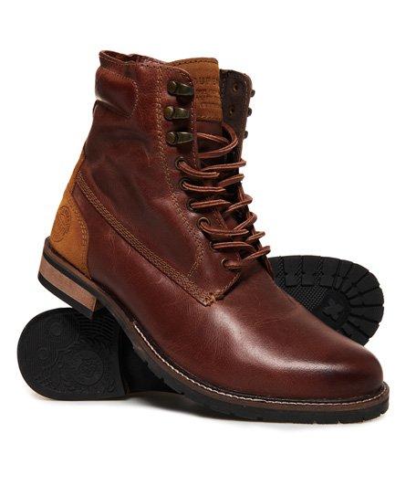 Wysokie buty Edmond115876
