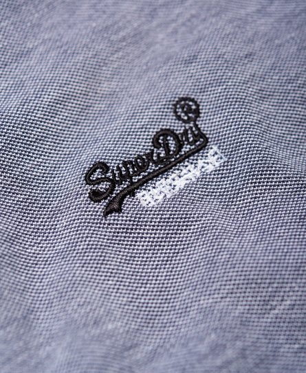 Superdry City Oxford Pique Polo Shirt