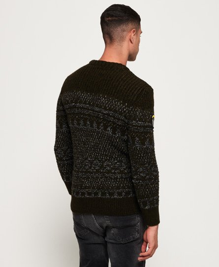Superdry Blackstone Crew Jumper