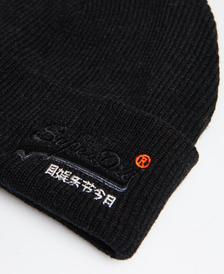 Superdry Orange Label Beanie