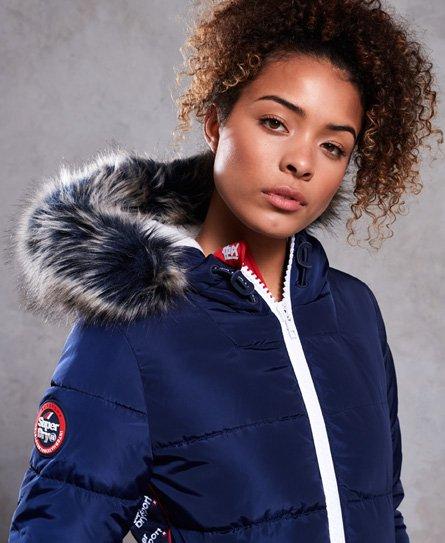 Superdry Streetwear Tall Repeat Puffer-jakke