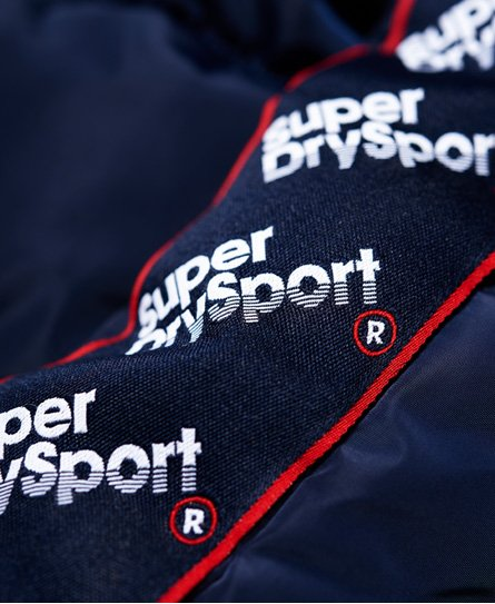 Superdry Streetwear Tall Repeat Puffer Jacket