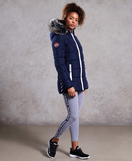 Superdry Giacca imbottita Streetwear Tall Repeat