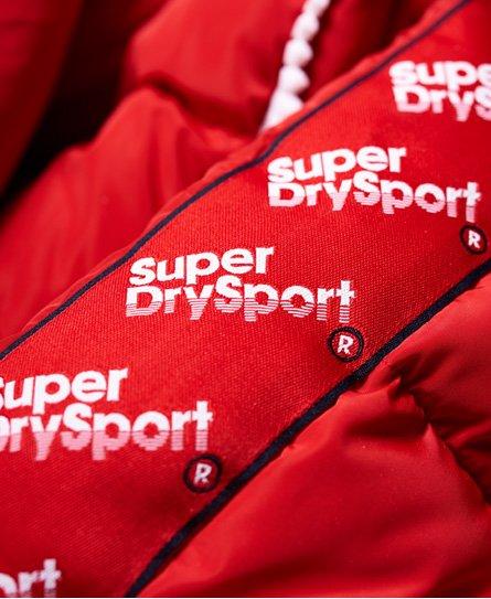 Superdry Streetwear Tall Repeat Puffer Jacket