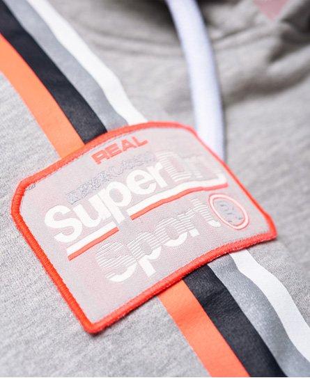 Superdry Mega Sport Label Hoodie