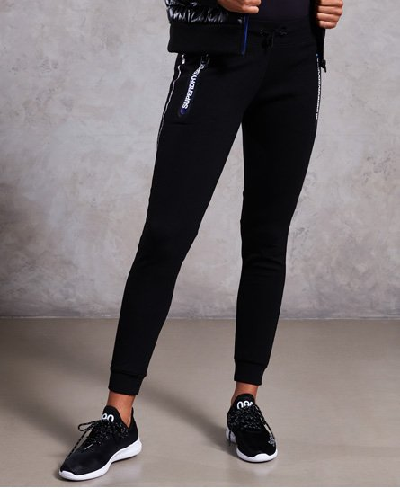 Superdry Pantalon de survêtement à empiècements Core Gym Tech