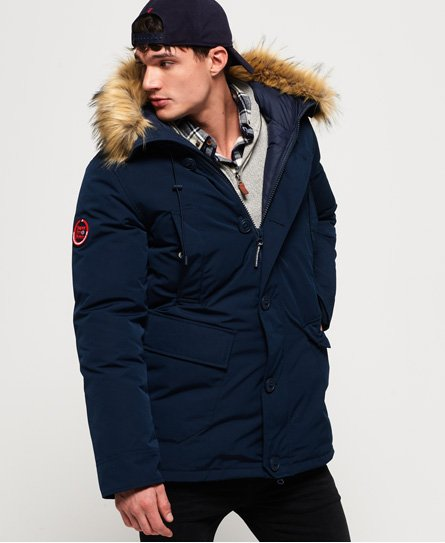 Superdry Rookie Down Parka Jacket