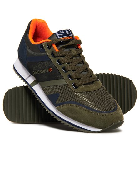 Superdry Baskets de running Fero