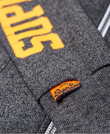 Superdry Sweat à capuche zippé Track and Field