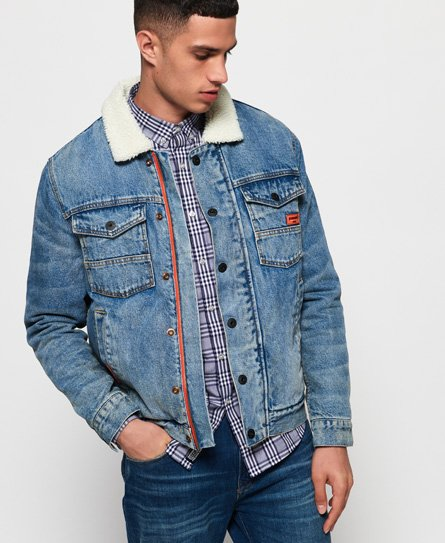 Superdry Hacienda Denim Jacket