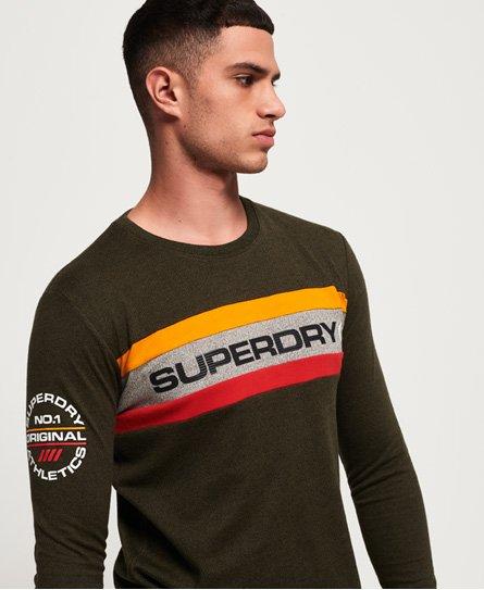 Superdry Trophy Long Sleeve T-Shirt