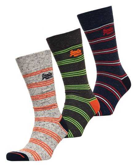 City Sock Triple Pack