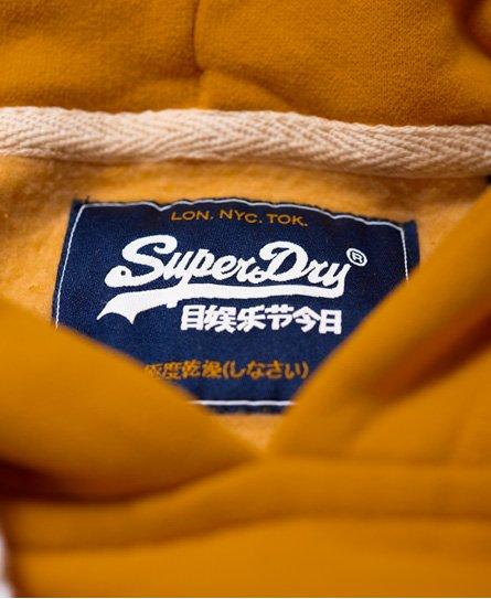 Superdry Vintage Logo Entry Hoodie mit gebondetem Satineinsatz