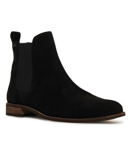 Millie-Lou Suede Chelsea Boots