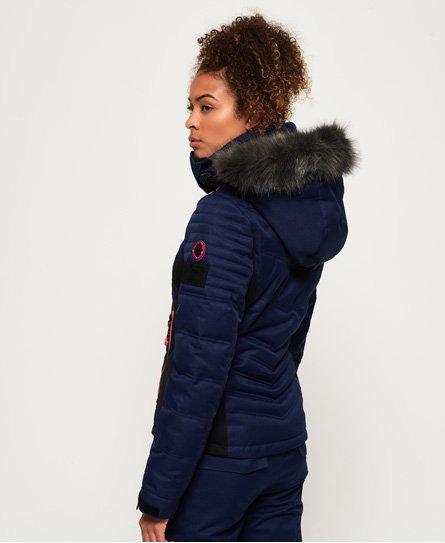 Superdry Luxe Snow Puffer-jakke