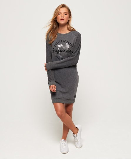 Superdry Taylor sweatjurk