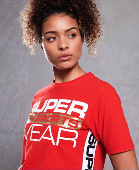 Superdry T-Shirt corta Street Sports