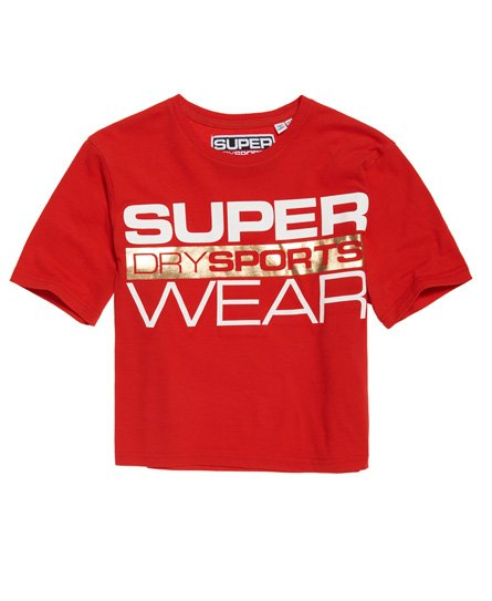 Superdry T-shirt court Street Sports