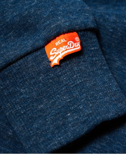 Superdry Sweat à capuche Orange Label