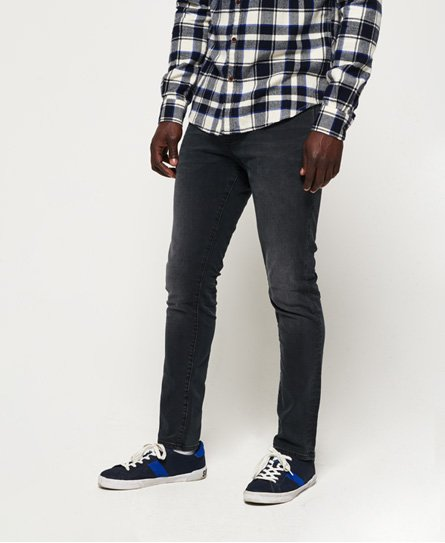 Mens Blue Jeans Repair Tyler Saxon Slim In Superdry Ppw8qPA