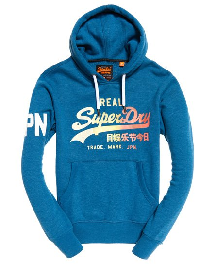 Superdry Sweat à capuche Vintage 1st