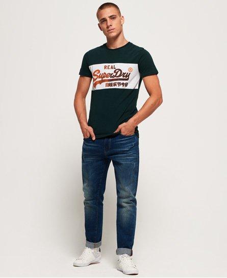 Superdry Vintage Logo 1st Panel T-Shirt