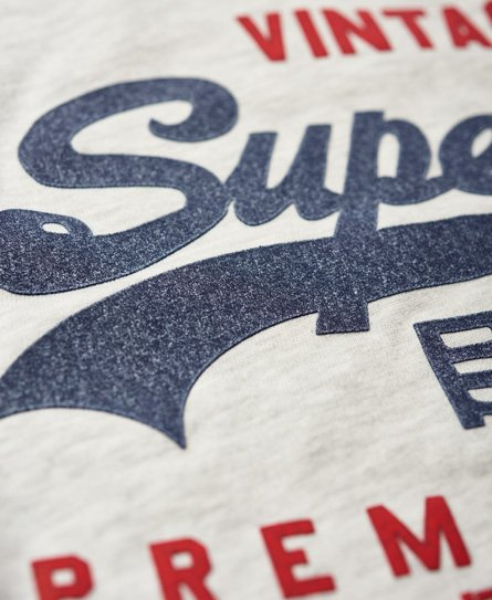 Superdry Premium Goods Raglan Short Sleeve T-Shirt