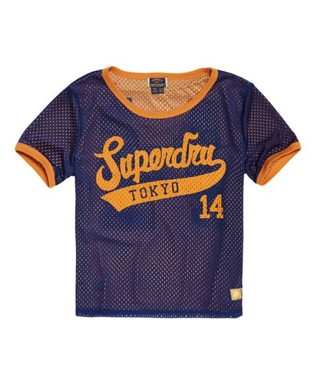Superdry T-Shirt double-face Clarrie