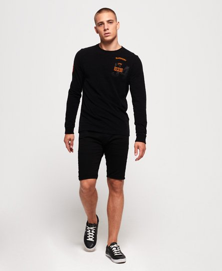 Superdry World Tour Long Sleeve T-Shirt