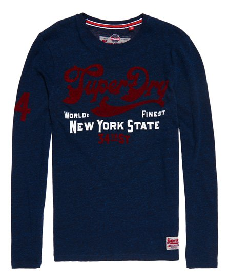 Superdry 34th Street Long Sleeve t-Shirt