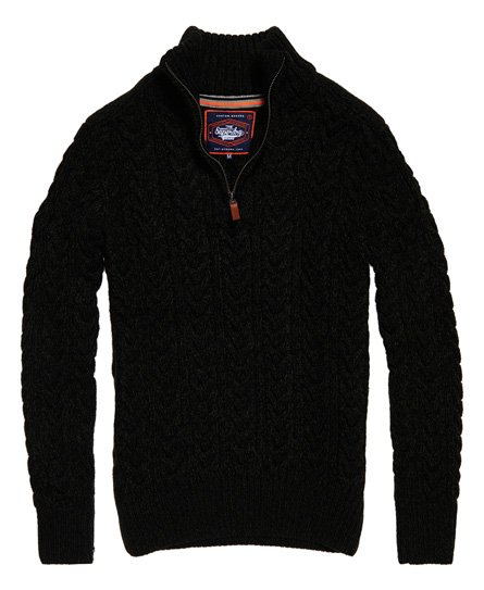 Superdry Jacob Henley trui