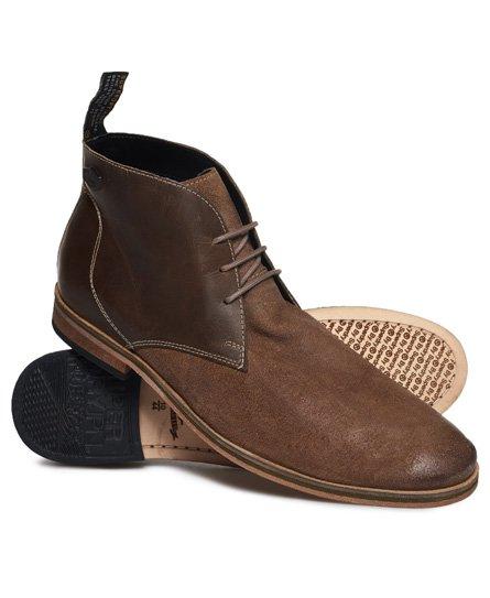 Superdry Trenton Sleek Chukka Boots