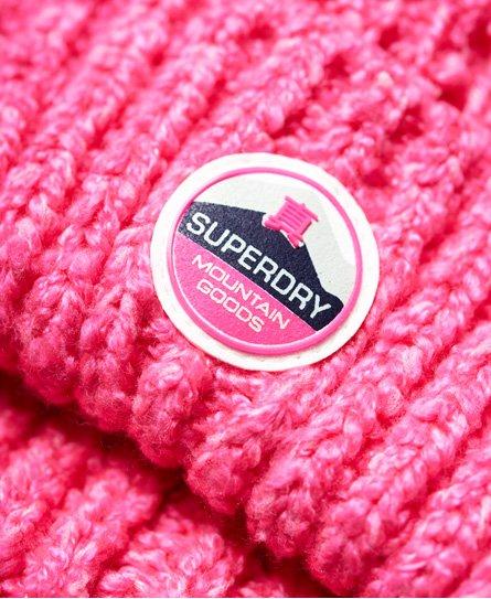 Superdry Clarrie Stitch Beanie