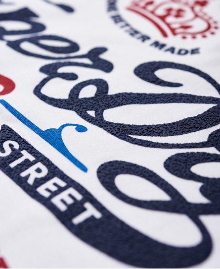 Superdry Camiseta Regent Street Flagship