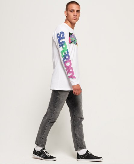 Superdry Acid Pacifica Oversize T-Shirt