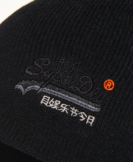 9bfee5fa694 Superdry Ensemble écharpe et bonnet Orange Label