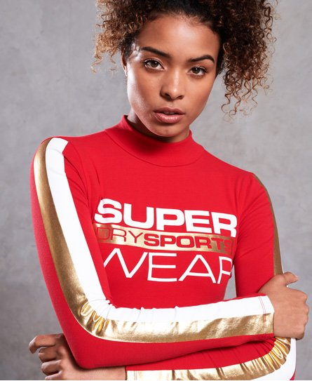 Superdry Body a collo alto Street Sport