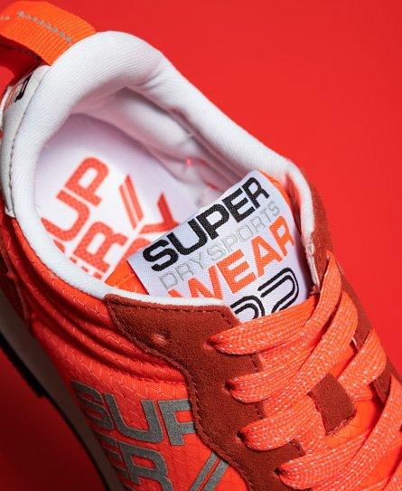 Superdry Street Sport Neon Runner træningssko