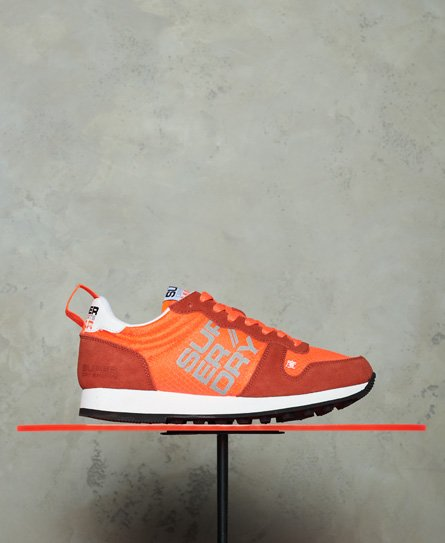 Street Sport Neon Runner Trainers