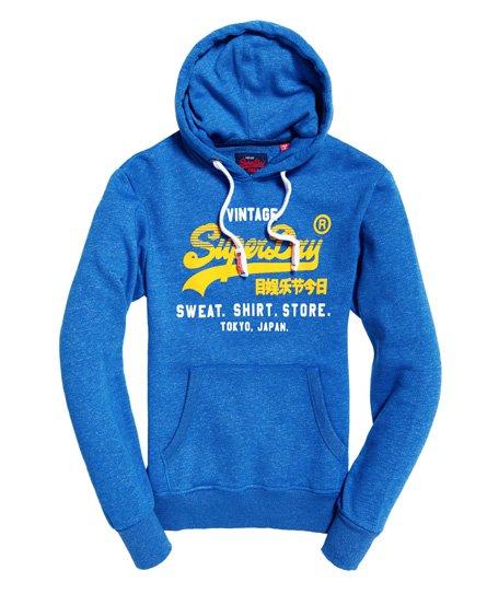 Superdry Real Logo 1st Hoodie