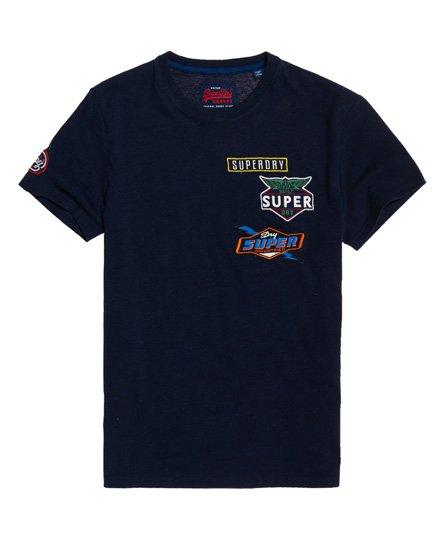 Superdry Camiseta con parches