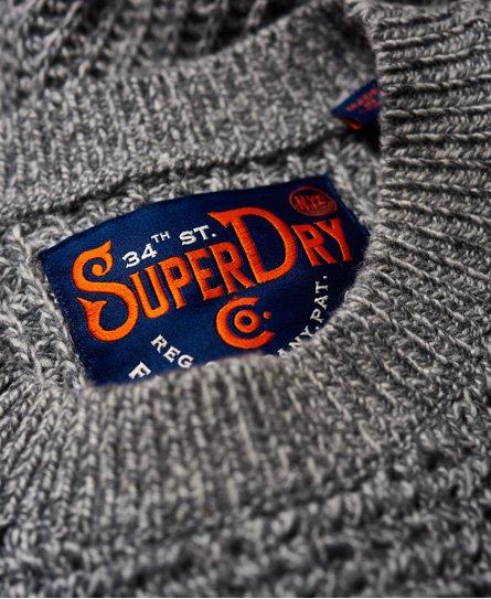 Superdry Seattle Crew Jumper