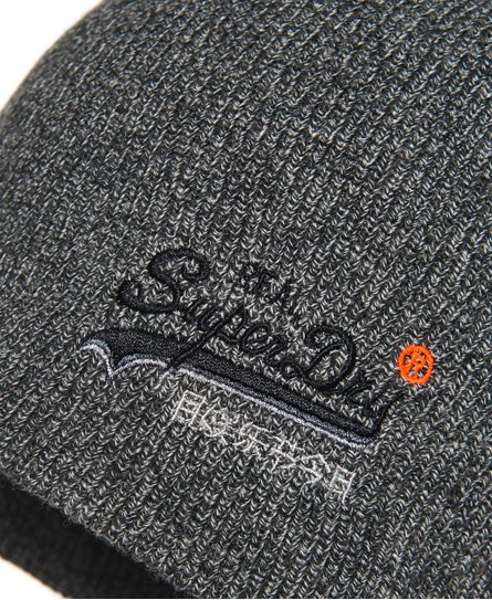 Superdry Orange Label Scarf And Beanie Set