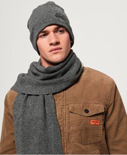 Coordinato sciarpa e berretto Orange Label