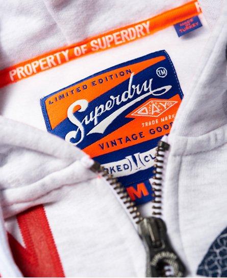 Superdry Heritage Classic Zip Hoodie