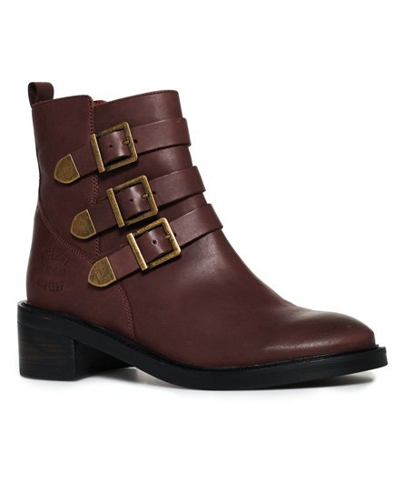 Superdry Cheryl Military Boots