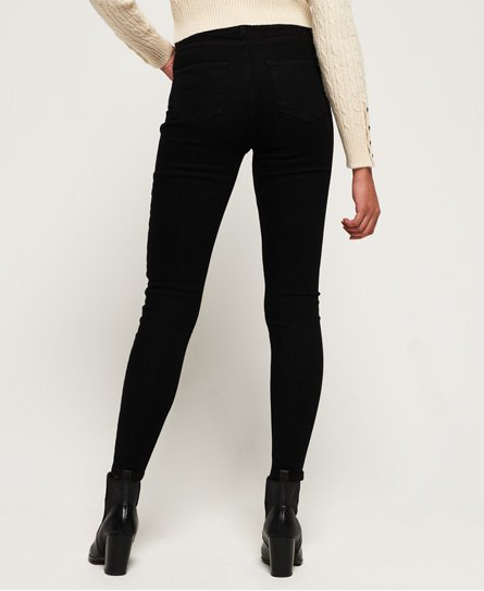 Superdry Superthermo Skinny High Rise Jeans