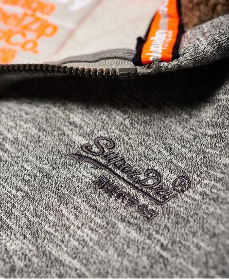 Superdry Orange Label Mountain Zip Hoodie